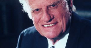 One of the world's best-known Christian leaders, Billy Graham (pictured), addresses reader concerns with compassion and respect. This non-denominational Q&A column has offered religious advice for more than 60 years. (ON FILE)