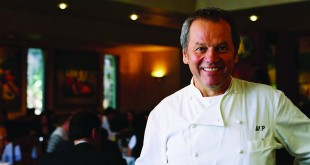 "World-renowned chef Wolfgang Puck (pictured) now shares his passion for great food in the column, ""Wolfgang Puck's Kitchen."" Puck makes cooking easier than you ever imagined, revealing how to turn common ingredients into uncommon masterpieces. Enjoy expert tips and easy recipes – exactly what you need to transform your home cooking from acceptable to delectable. (LISA ROMEREIN)"