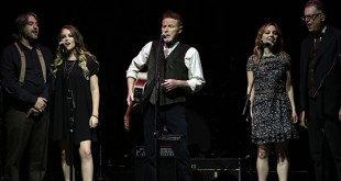 Don Henley performing at The Masonic, Monday, Oct. 5, 2015. (DANIEL GLUSKOTER / Courtesy)