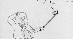 Selfie Important, Flash of Narcisism-Jennifer-Oertel-original