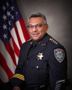 Martinez Chief of Police Manjit Sappal. (COURTESY / On File)