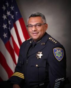 Martinez Chief of Police Manjit Sappal. (COURTESY / On File)