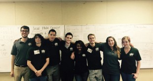 The Martinez 2015 California Youth Energy Services team are, from left: Riley O'Brien, Allen Grengs, Ethan Mullins, Devan Kiehl, AzaleaLaws, Micah Wilburn, Cora Bishop and Charlotte Letellier. (KENNETH WELLS BROWN / Courtesy)