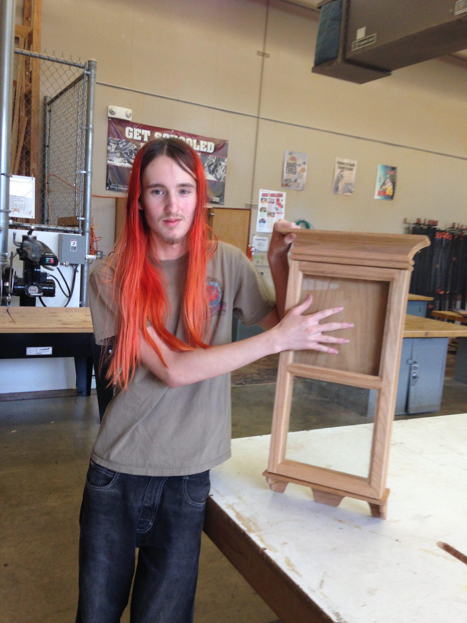 Alhambra Student To Build Grandfather Clock Martinez Tribune