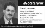 State Farm – Sam Limones