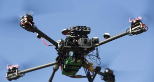 A drone in mid-flight. Expert Alvin Alejandro will present a talk about drones during a July 16 presentation at the Martinez Library. (ALVIN ALEJANDRO / Courtesy)