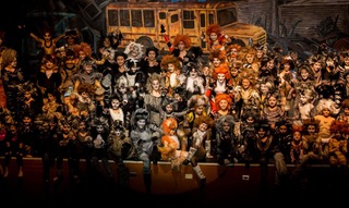 The Cats cast featured over 95 dancers from Martinez-based studio, In Motion Dance Center. (COURTESY / On File)