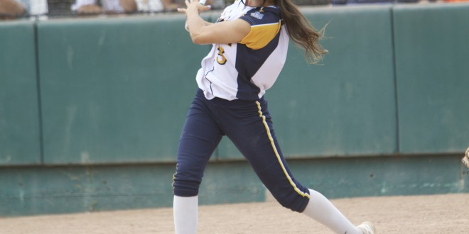 Alhambra senior Bri Perez was named to MaxPreps' Preseason All-American team for the fourth time in her career with Alhambra. The senior will join her sister Kylee at UCLA next fall. (MARK FIERNER / Martinez Tribune)