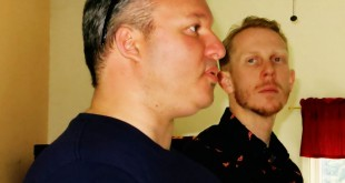 Cory Katz (at left), and Nate Houston of Bar Cava, 718 Main St., Martinez. (PAUL CRAIG / Courtesy)