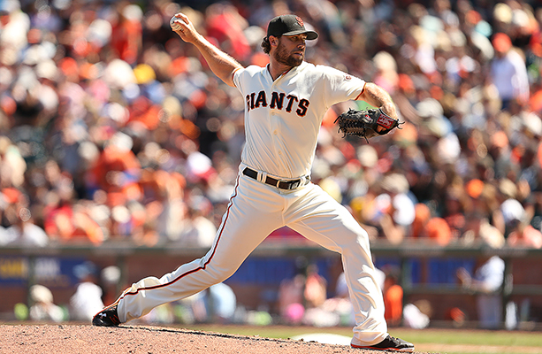© DANIEL GLUSKOTER Hunter Strickland's ability to keep the ball in the park and develop into a strong setup man will be pivotal top the Giants success.
