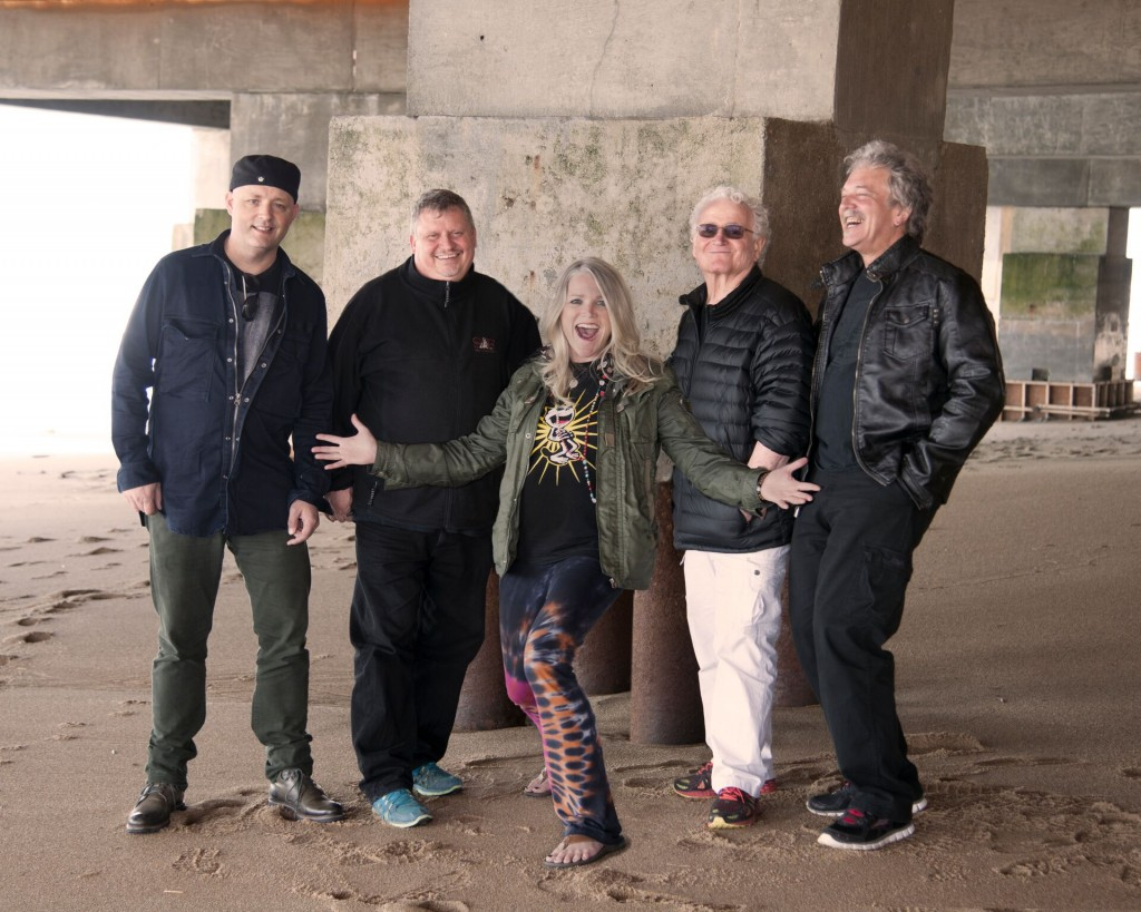 Cathy Richardson and Jefferson Starship will be returning to the Bay Area with a July 28th performance at The Cornerstone in Berkeley.