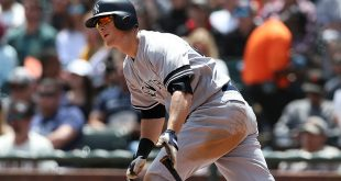 Yanks resilience thru injuries fashions best record in the Majors