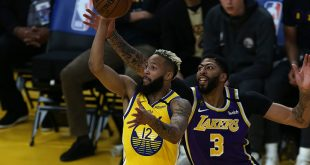 Retooled Warriors put up a fight, but fall to Lakers 125-120