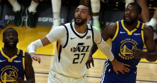 NBA suspends season after Utah's Gobert contacts virus