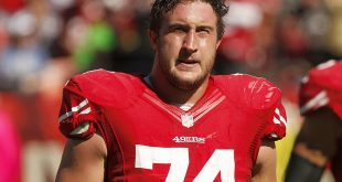 49ers All-Pro tackle Joe Staley announces retirement