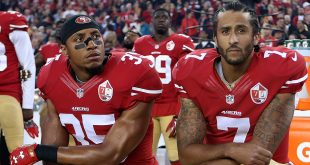 Kaepernick's stance might finally be resonating four years later