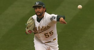 Manaea's gem and Olson's bat smoke Astros, extend lead to 6.5