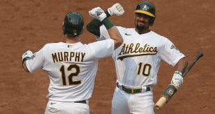 Oakland vanquishes playoff demons, ousts White Sox 6-4