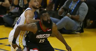 Warriors old nemesis Harden now reviled in Houston also