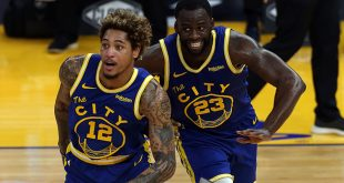 Curry's 40 leads shorthanded Warriors past Magic 111-105