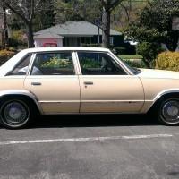 1978 Chevy Malibu Classic Sedan